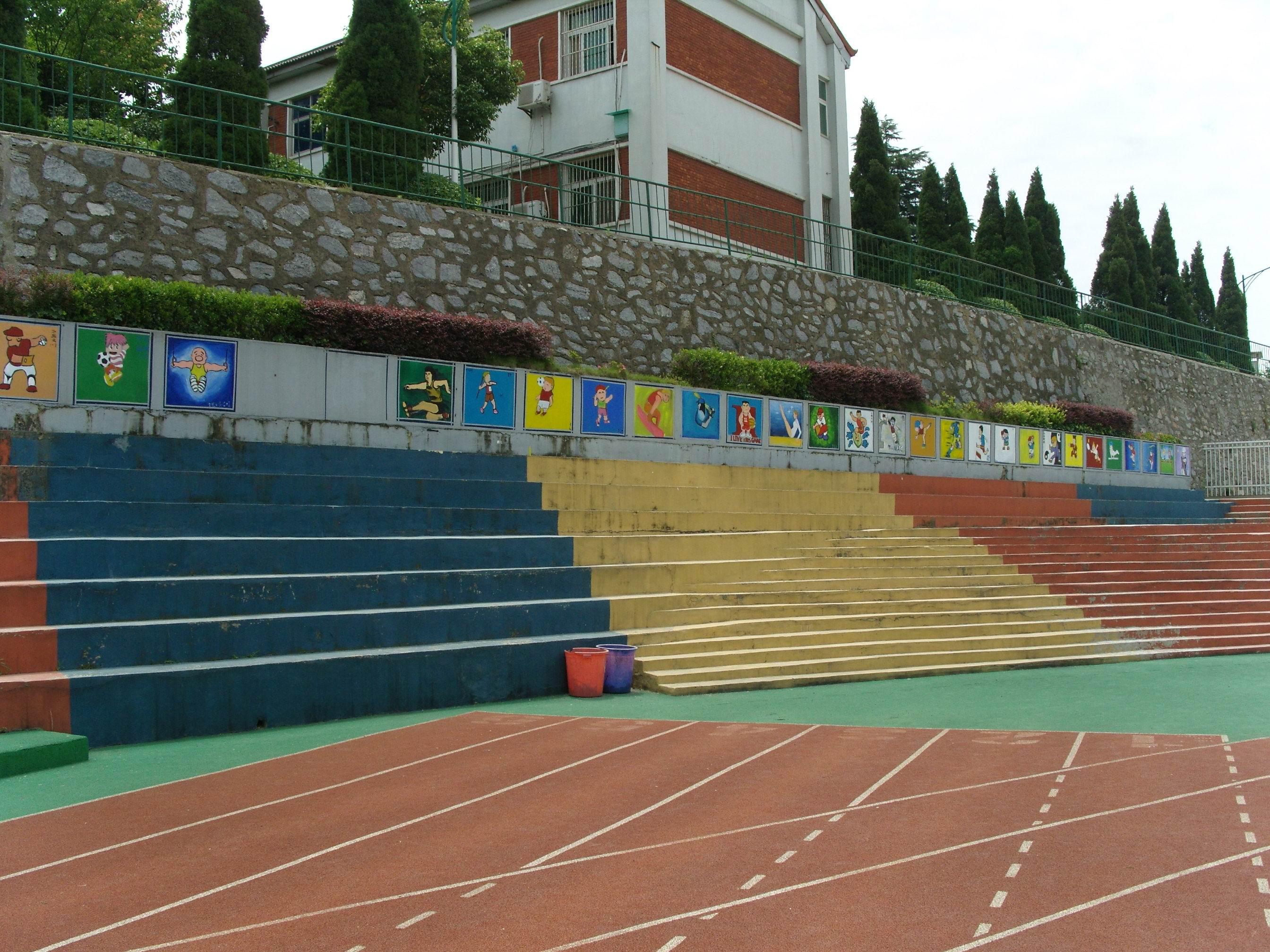 中学校园体育文化建设路径探究